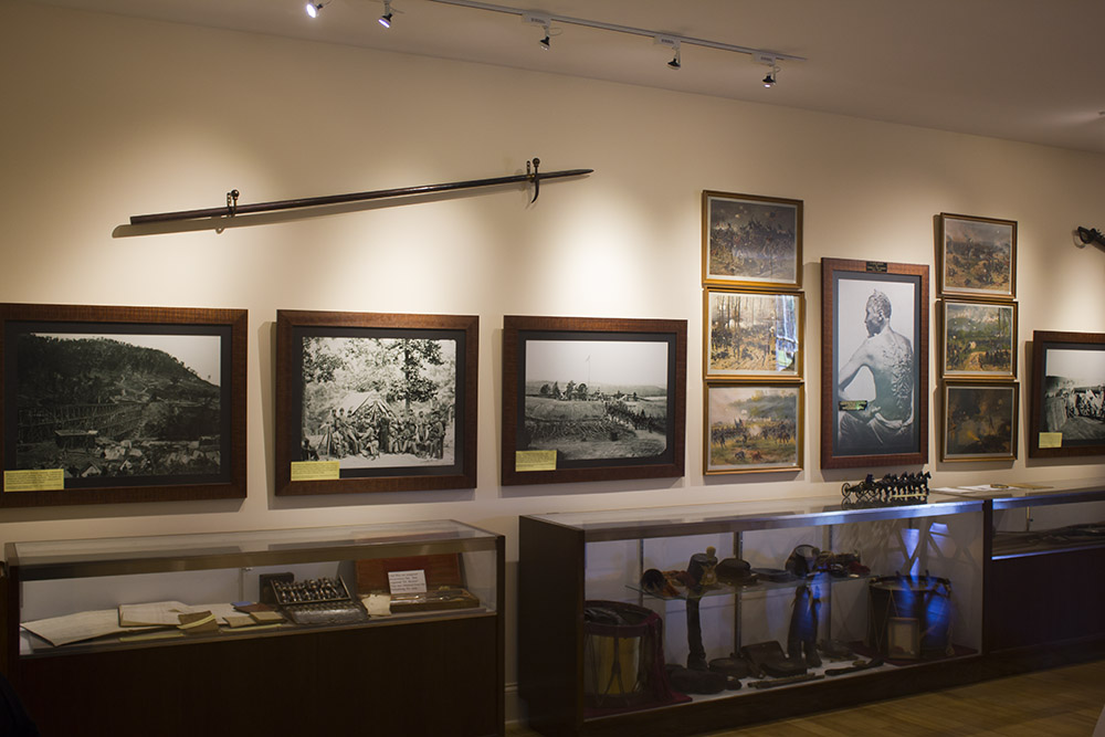 Exhibits | Hubbard House Underground Railroad Museum